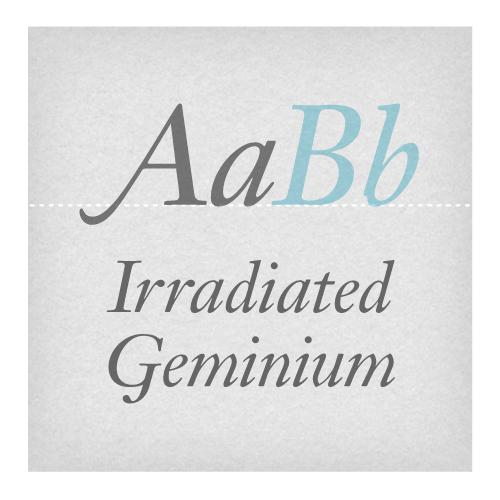 Font Flag Aquamarine Titling Italic
