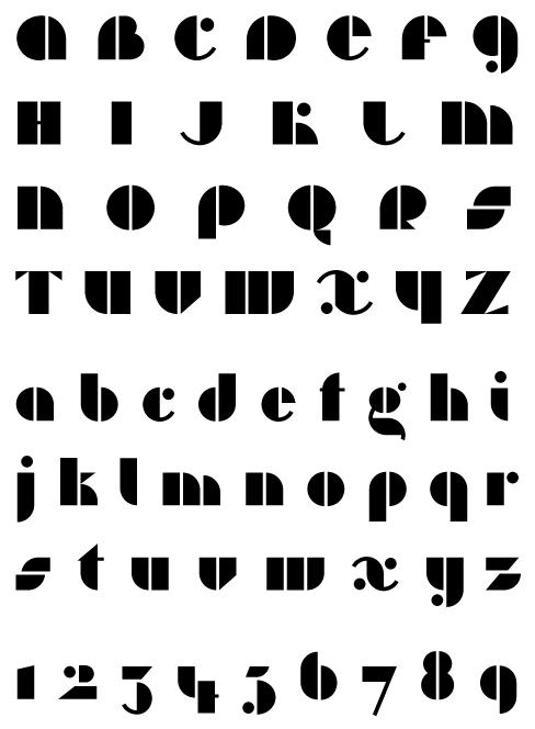 Jeanne Moderno Geometrique