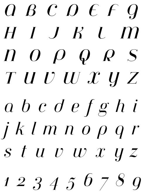 PSYOPS.com Jeanne Moderno Italic Font