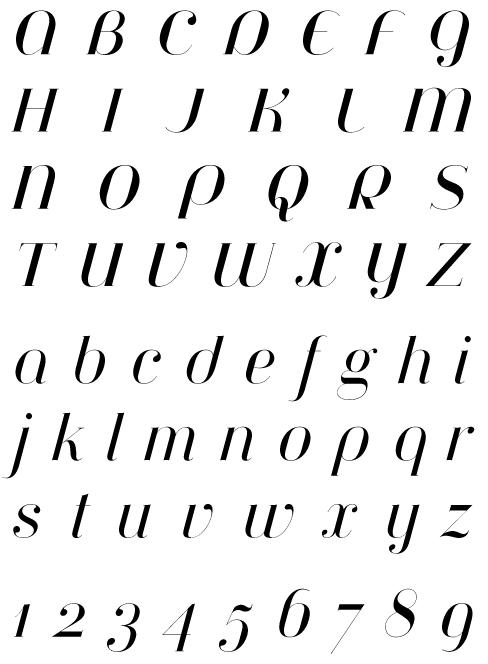 PSYOPS Jeanne Moderno Titling Italic