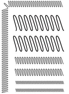 BACKSLANT-COMPRESSED-WAVE-light