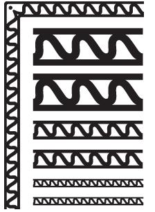 BACKSLANT-WAVE-DOUBLE-LINE-black