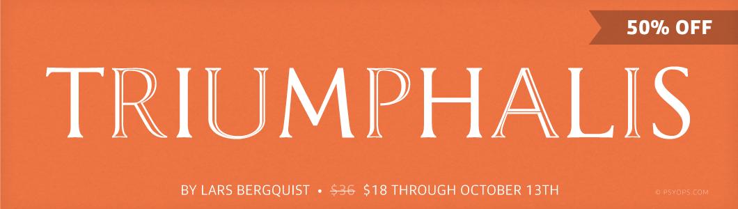 TRIUMPHALIS Promo