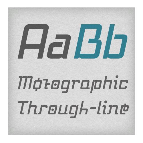 Motorix_FontFlag_Aoblique