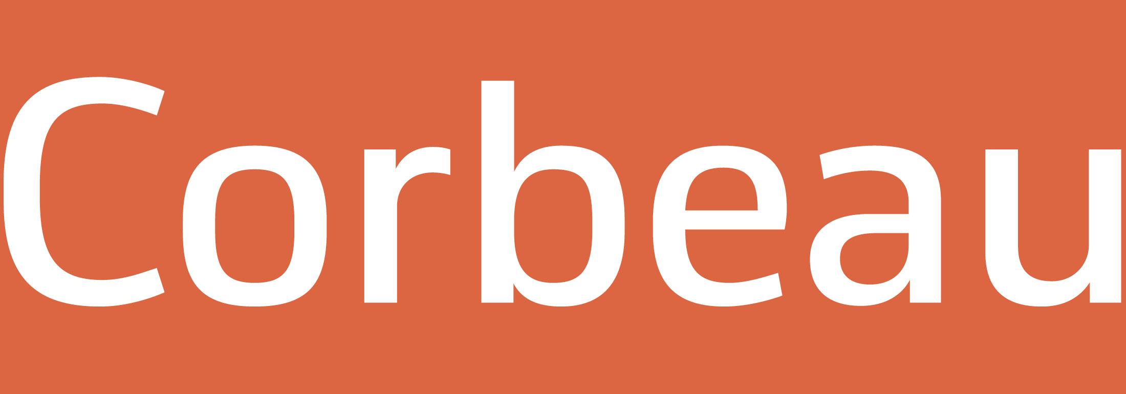 Corbeau Typeface