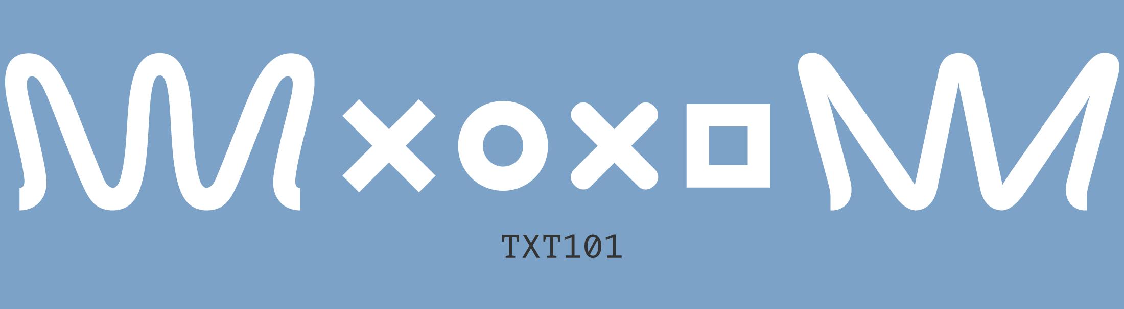TXT101 PSYOPS Banner