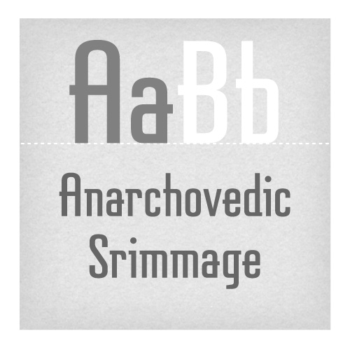 Graficz Font from the library of PSY/OPS Type Foundry