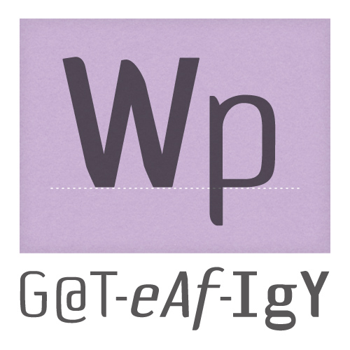 Default Gothic Typeface