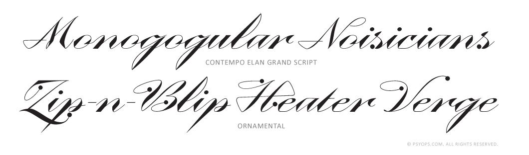 Contempo-Elan-Font-Specimen