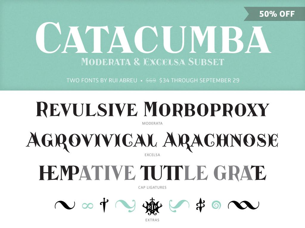 Catacumba Subset Promo Social