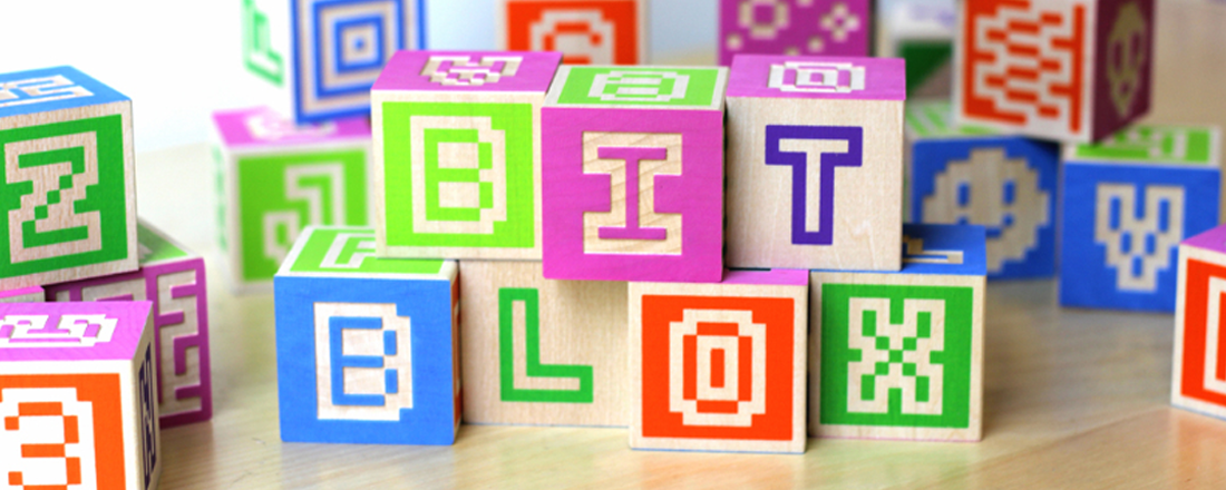 Bitblocks Alphabet Blocks