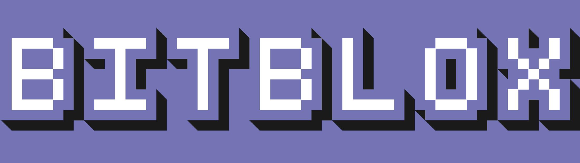 Bitblox Fonts