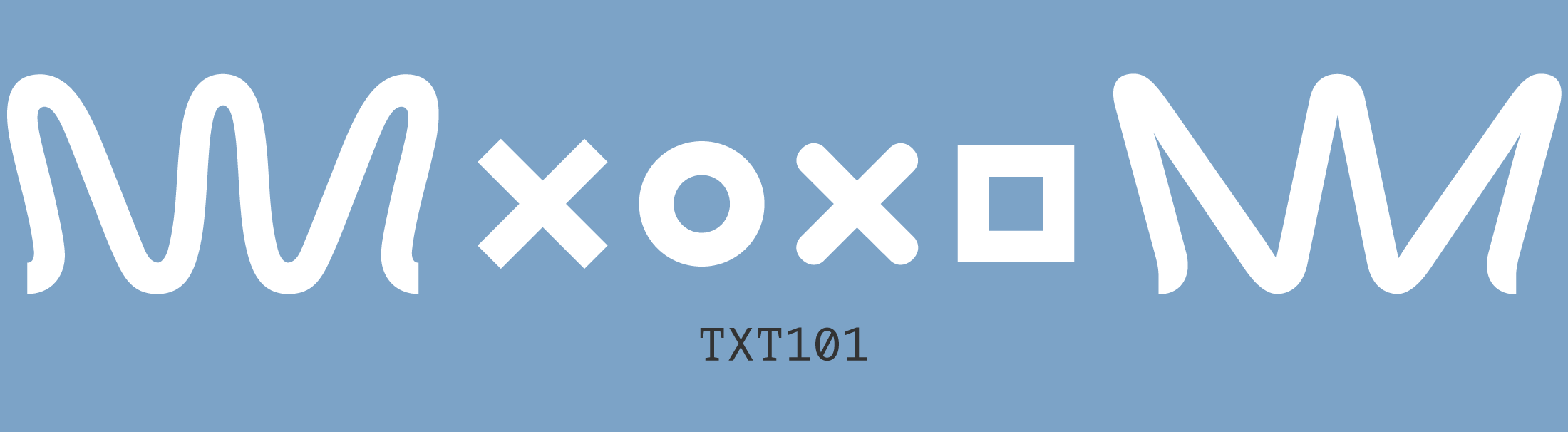 TXT101 is a fresh, friendly typeface for mock text and ...